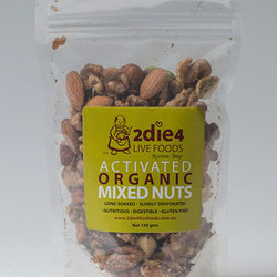 Mixed Nuts Activated - 250g 2Die4