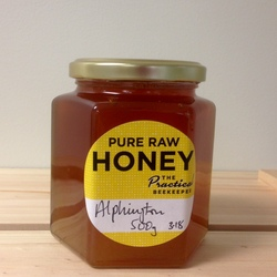 Practical Beekeeper Honey Alphington - 500g