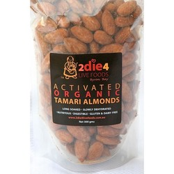 Almonds Tamari Activated - 250g