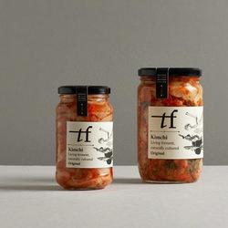 The Fermentary Kimchi Raw 700g