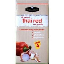 Westcountry Thai Red Curry Paste 46g