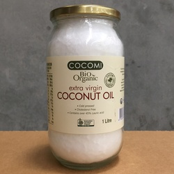 Cocomi Coconut Oil 1Lx 6 VALUE BULK BUY
