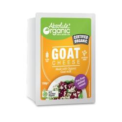 Absolute Organic Goat Cheese - 150g