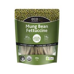 Eco Organic Mung Bean Fettuccine 200g x 6 VALUE BULK BUY