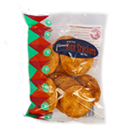 Spiral Foods Rice Crackers Tamari 65g