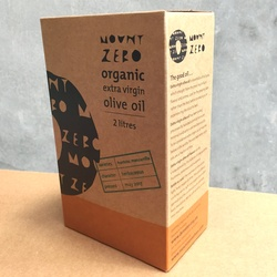 Mount Zero Olive Oil - 2L Cask VALUE BULK BUY