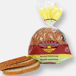 Healthybake Bread Oat Multigrain Sliced 600g