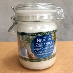Niugini Coconut Oil 650ml