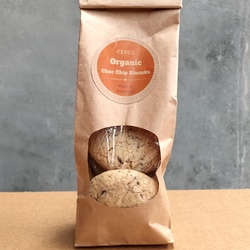 CERES Merri Table Biscuits Choc Chip 300g