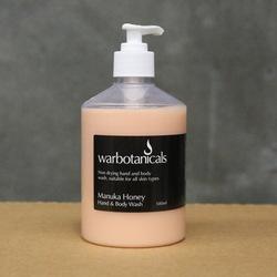 Warbotanicals Manuka Hand & Bodywash 500ml