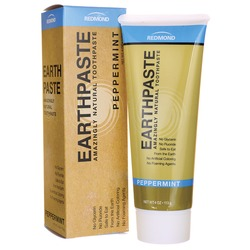 Toothpaste Earthpaste Peppermint-113g Redmond