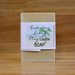 Reed Castille Soap Ivory Clay 90g x 2bars