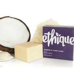 Ethique Butter Block Moisturiser Jasmine & Ylang 100g