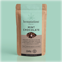 2Die4 Hemptations Mint Chocolate 200g