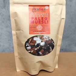 2Die4 Muesli Activated PALEO 600g