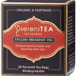 SereniTEA Tea English Breakfast (20 bags)