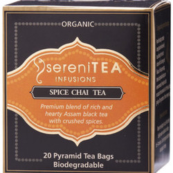 SereniTEA Tea Chai (20 bags)