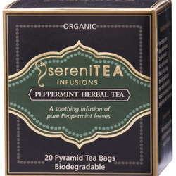 SereniTEA Tea Peppermint (20 bags)