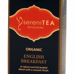 SereniTEA Tea English Breakfast (Loose) 125g