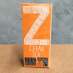 Zoetic Tea Chai (25bags)