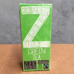 Zoetic Tea Green (25bags)