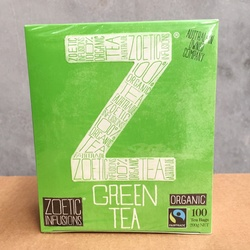 Zoetic Tea Green (100 bags)