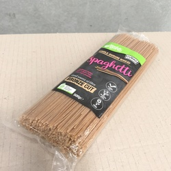 Absolute Organic Pasta Wholewheat Spaghetti 500g x8 VALUE BULK BUY