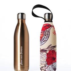 BBBYO Future Bottle 750ml & Carry Cover Bird Print
