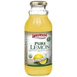 Lakewood Lemon Juice 100% Pure 370ml