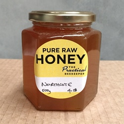 Practical Beekeeper Honey Northcote 500g