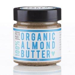 Paleo Pure Organic Almond Butter 200g