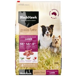 Black Hawk Grain Free Lamb Dry Dog Food-  15kg VALUE BULK BUY
