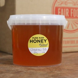 Practical Beekeeper Honey Christmas Hills VALUE BULK BUY 3kg