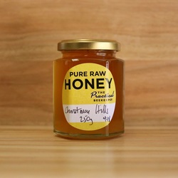Practical Beekeeper Honey Christmas Hills 250g