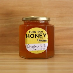 Practical Beekeeper Honey Christmas Hills 500g