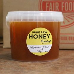 Practical Beekeeper Honey Alphington 3kg VALUE BULK BUY
