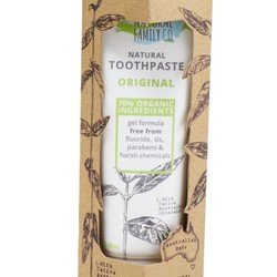 The Natural Family Co Toothpaste Original 110g