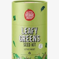 The Little Veggie Patch Co Seed Kit Leafy Greens
