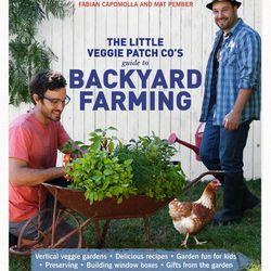 The Little Veggie Patch Co Book Backyard Farming