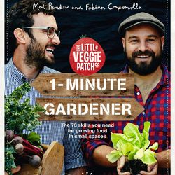 The Little Veggie Patch Co Book 1 Minute Gardener