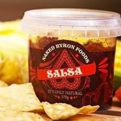 Naked Byron Foods Salsa Mild 370g
