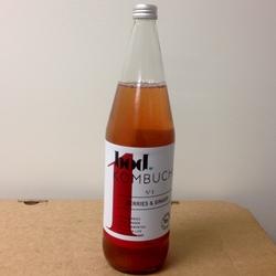 Bod Kombucha No.1 Berries & Ginger 1L