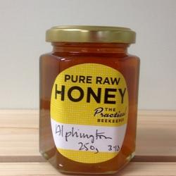 Practical Beekeeper Honey Alphington - 250g