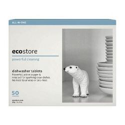 Ecostore Dishwasher Tablets 50 Tablets VALUE PACK