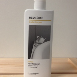 Ecostore Liquid Scourer Lemon 375ml