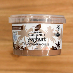 Pure n Free Organic Coconut Yoghurt Chocolate Mousse 550g