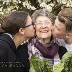 Joe's Market Garden Calendar 2019