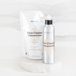 Resparkle Floor Cleaner Concentrate Starter pack (250ml alu bottle & 500ml refill pouch)