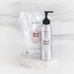 Resparkle Handwash Starter pack (250ml alu bottle & 500ml refill pouch)