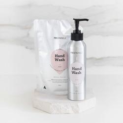 Resparkle Handwash Starter pack (250ml alu bottle & 500ml refill pouch)